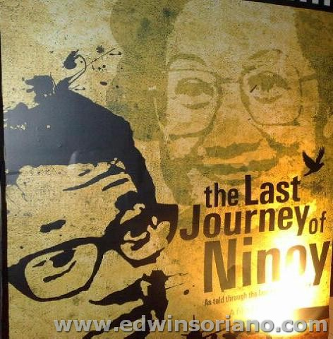 last journey of ninoy review Review: journey rocked the hits while allowing for room to stretch out on some epic guitar jams in phoenix journey showed why they're still drawing huge crowds to venues as massive as ak-chin.