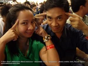 Millionaire Minds Rezza and Edwin