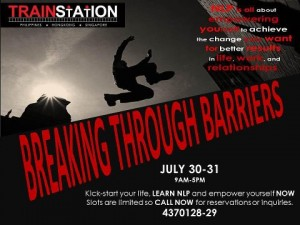 Train Station Inc's Breaking Through Barriers