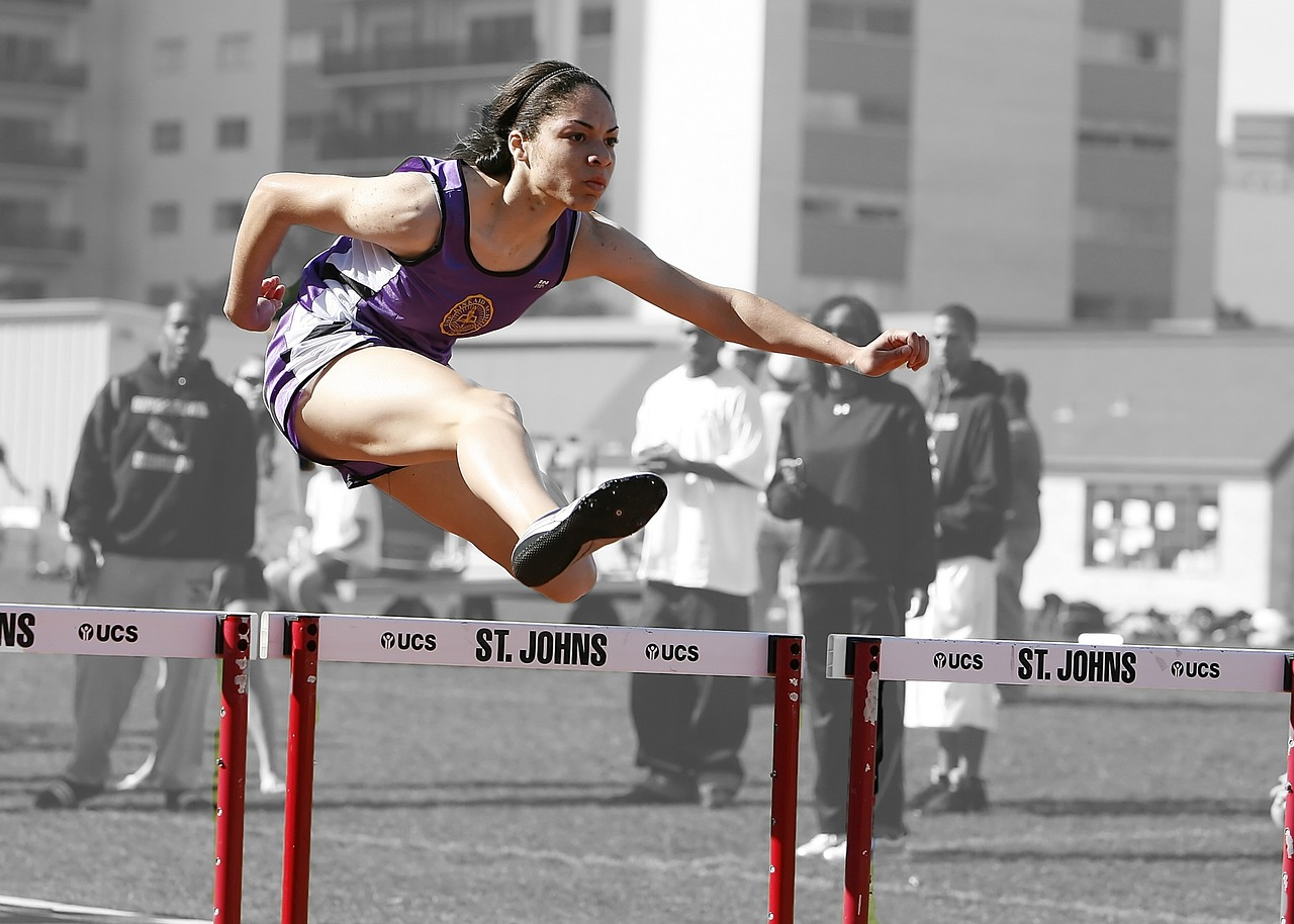 You've got hurdles to face