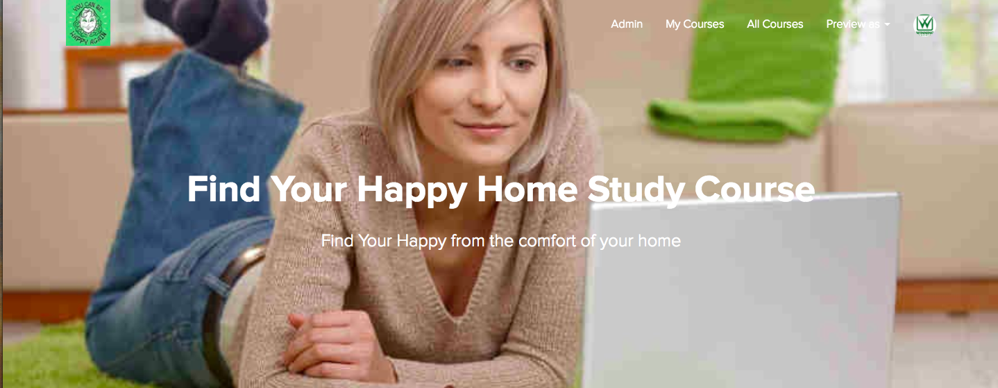 Find Your Happy Home Study Course