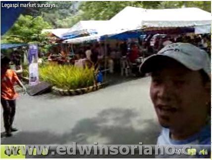 Legaspi Weekend Market