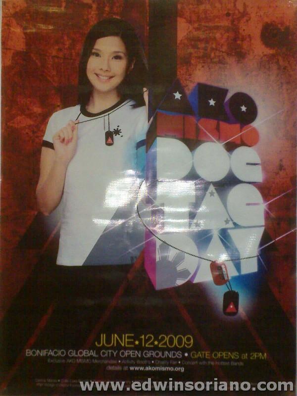 Maxene Magalona AKO MISMO Dog Tag Day