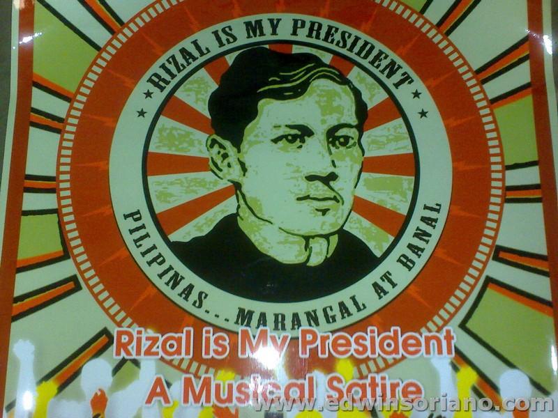 Rizal is My President