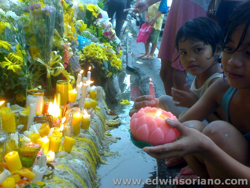 Take action! Light just one little candle