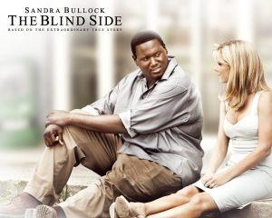 The Blind Side Movie - Sandra Bullock, Quinton Aaron
