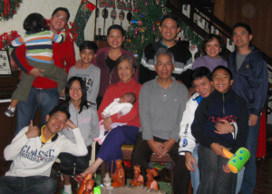 Bonus Years with My dad (Lolo Tony) and Mom (Lola Babes)