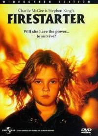 Firestarter: Starring David Keith and Drew Barrymore