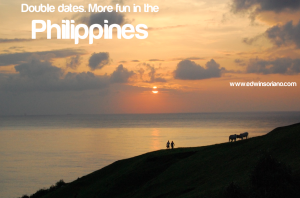 Double dates. More fun in the Philippines! Location - Batanes