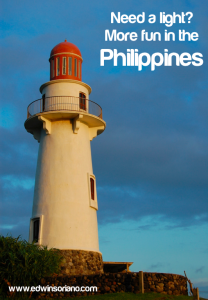 Need a light? More fun in the Philippines! Location - Batanes light house