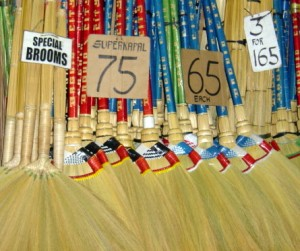 Baguio Brooms