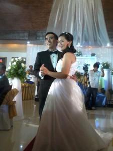 Surprise! Cesar and Gema said Spontaneous Vows