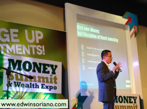 Conrado Bate CEO of COL Finance