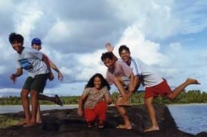 Cuyo Tangays Patintero 1998 - Cuyo, Palawan