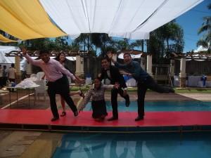13 years later! Cuyo Tangays Patintero 2012 - Santiago, Isabela