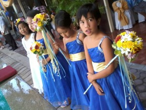 Junior Brides Maids