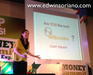 Leila Hernandez the 9 to 5 Millionaire