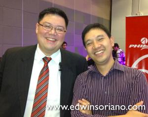 Mark So and Edwin Soriano Money Summit 2012