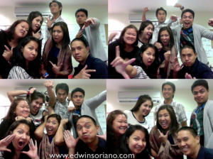NLP Certified Practitioners Rezza, Becca, PJ, Carelle, Red, Edwin - Angas (Boy Band), Courageous (Super Heroes), Quirky (Power Puff Girls!), Happiness and Love