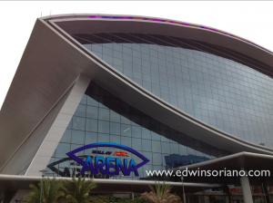Mall of Asia Arena near SM MOA