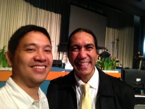 Ka Edong and Bro Alvin Barcelona: Extremely Loving and Passionate teachers we are!