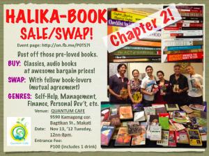 HALIKA-Book Chapter 2: Nov 13, 2012