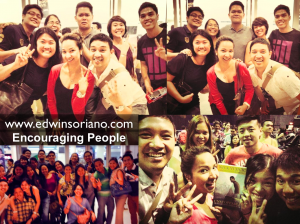Encouraging People: PSI and friends
